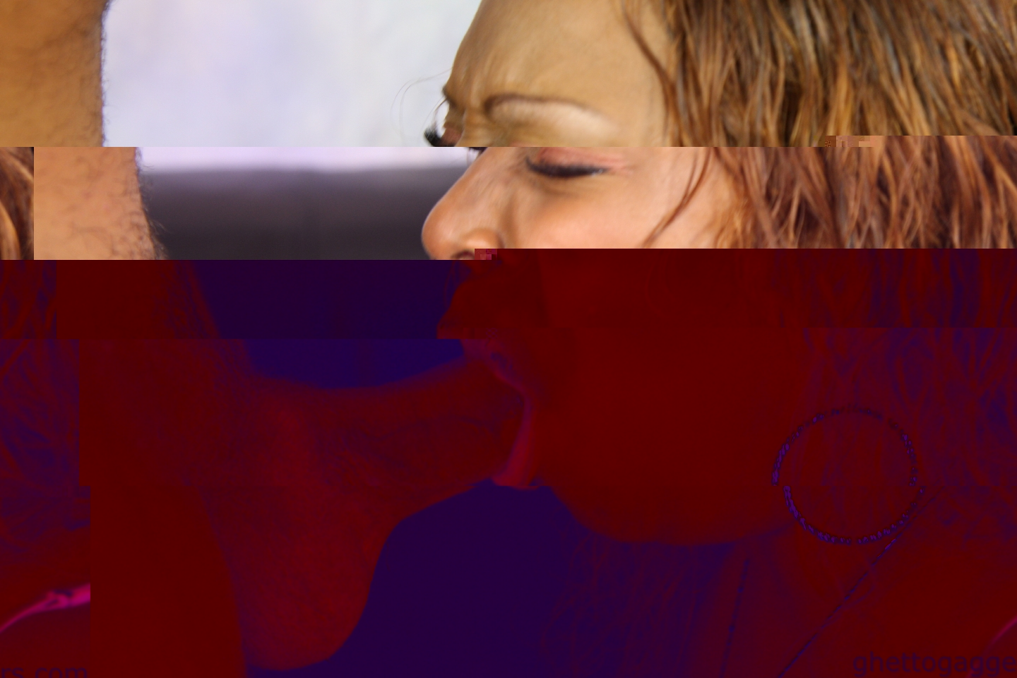 ebony ghetto porn